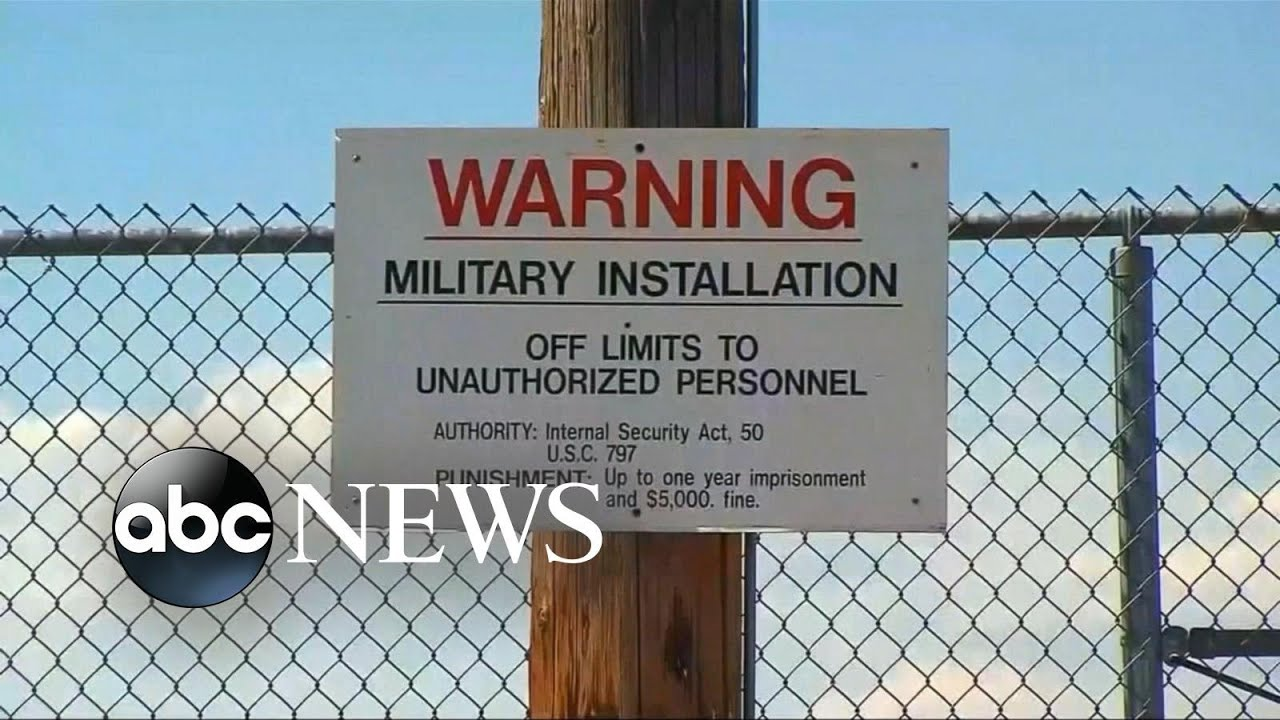 ABC News:Emergency order issued for Area 51 | ABC News