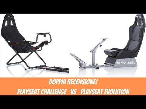 !-doppia-recensione-!---ita---playseat-challenge-vs-playseat-evolution