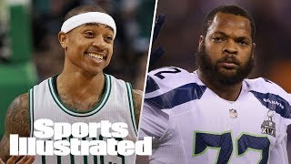 Isaiah Thomas Opens Up In Players' Tribune, Michael Bennett's Incident | SI NOW | Sports Illustrated