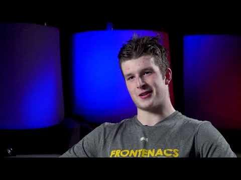 Ethan Ritchie, Kingston Frontenacs Defenceman