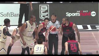 アルバルク東京vs琉球ゴールデンキングス|B.LEAGUE開幕戦 GAME1 Highlights|09.22.2016