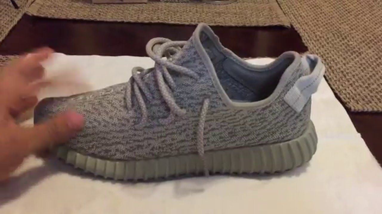 Adidas Yeezy 350 Boost Moonrock Legit Check Tips PT 2 - YouTube b56095ef3