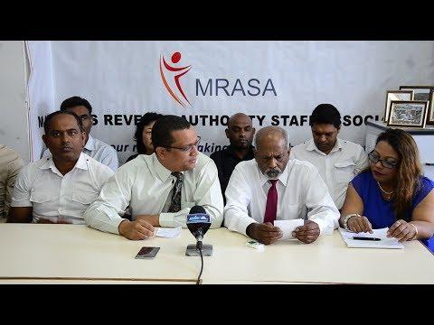 Négociation salariale: La MRA Staff Association réclame la publication du rapport