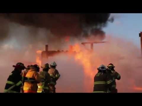 TEEX Brayton Fire Field Public Demo Night 2015