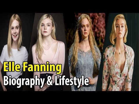 Elle Fanning Biography & Lifestyle |Elle Fanning's Best Impressions | My Biography