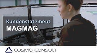 Gambar cover Referenz zu Microsoft Dynamics 365 - MAGMAG