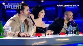 Mr. Embee | Česko Slovensko má talent 2011