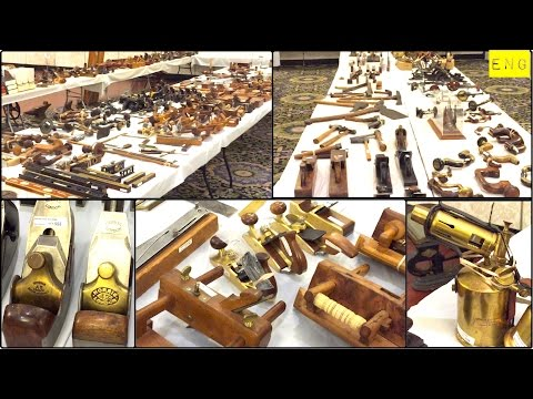 Brown Antique Tool Auction. March 28th, 2015