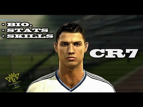 Cristiano Ronaldo: Stats / Skills / Bio. - Real Madrid 2012