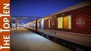 The Top Ten Most Luxurious Trains in the World