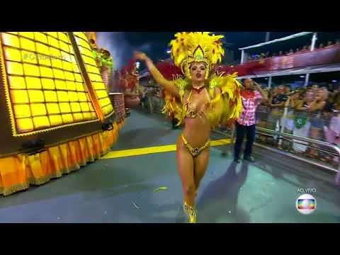 São Paulo Carnival 2018 - Floats Dancers ¦ Brazilian Carnival ¦ The Samba Schools Parade