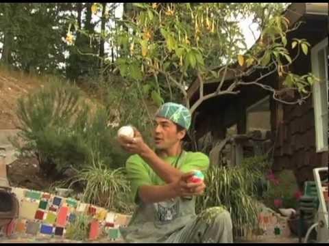 Bagua zoime my california style Juggling fun fu action clown