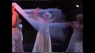 """The Veil"" by Meryl Leppard 2002 (a dance piece)."