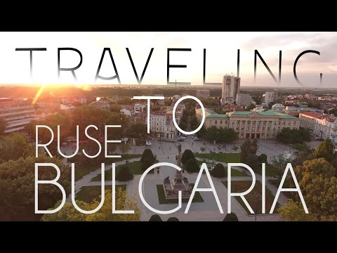TRAVELING TO BULGARIA! - DAY 1