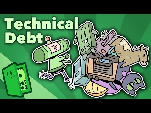 Technical Debt - Improving the Production Pipeline - Extra Credits
