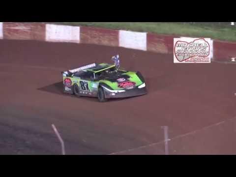 Dixie Speedway 5/13/17 Steelhead/525 Feature!