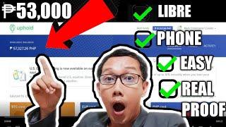 Kumita Ng ₱53,000 Sa Isang Buwan Sa Online Gamit Ng Apps Na ito