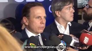 TVDG: Acompanha a Entrevista Coletiva de Marconi Perillo e João Doria