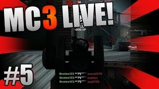 "Modern Combat 3: Fallen Nation - LIVE! #5 | ""Triple!"""
