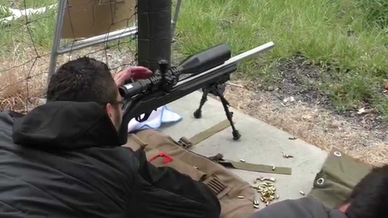 Tactical 22 LR Competition How to Shoot Multi Distance Know Your Limits  Stages