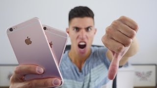 5 REASONS NOT TO BUY the iPhone 6S(, 2015-10-03T20:28:04.000Z)