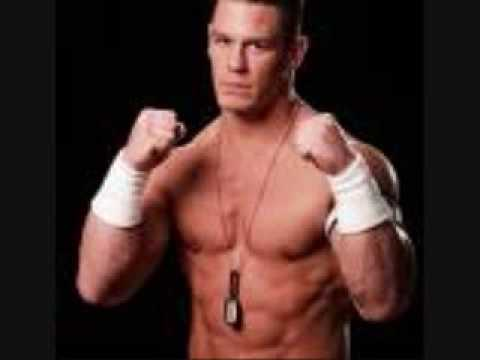 John Cena If you want some come get some