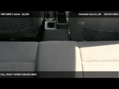 1995 BMW 3 series 318ti - for sale in Worcester, MA 01605
