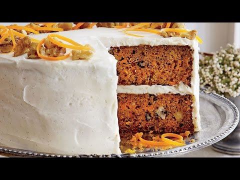 This Is The Best Carrot Cake Ever | Southern Living