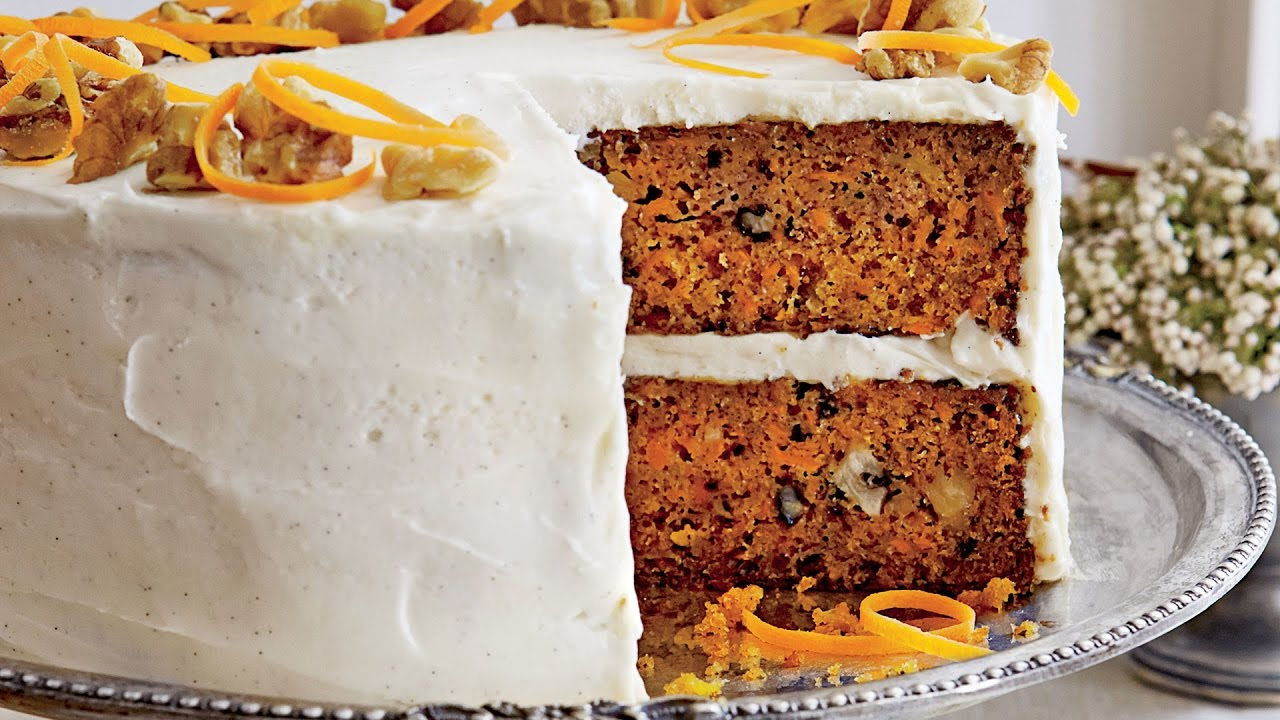 Southern Living Carrot Cake Recipe
