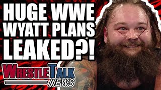 WWE NXT Faction Call-Up REVEALED?! HUGE WWE Bray Wyatt Plans LEAKED?! | WrestleTalk News Apr. 2018