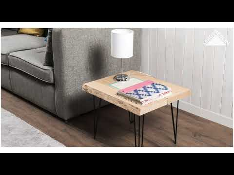 Que Muebles Construir Con Madera Maciza Leroy Merlin Youtube