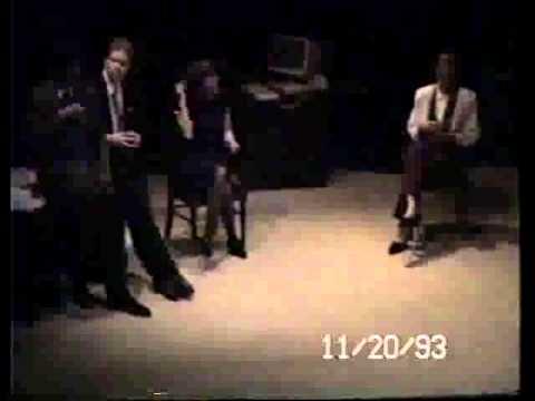 Rent. University of Oregon Pocket Playhouse Theatre