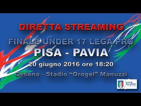 Pisa-Pavia per il titolo nazionale under 17 di Lega pro in diretta su figc.it