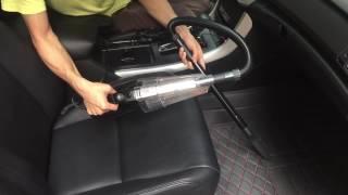 Pumpkin Quick Operation Video of Vacuum Cleaner