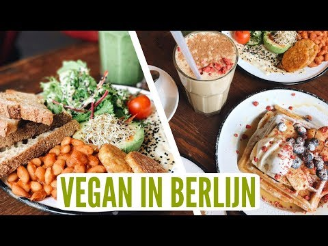 Het Lekkerste Vegan Eten In Berlijn & Plezier In Fotohokjes | Basimella