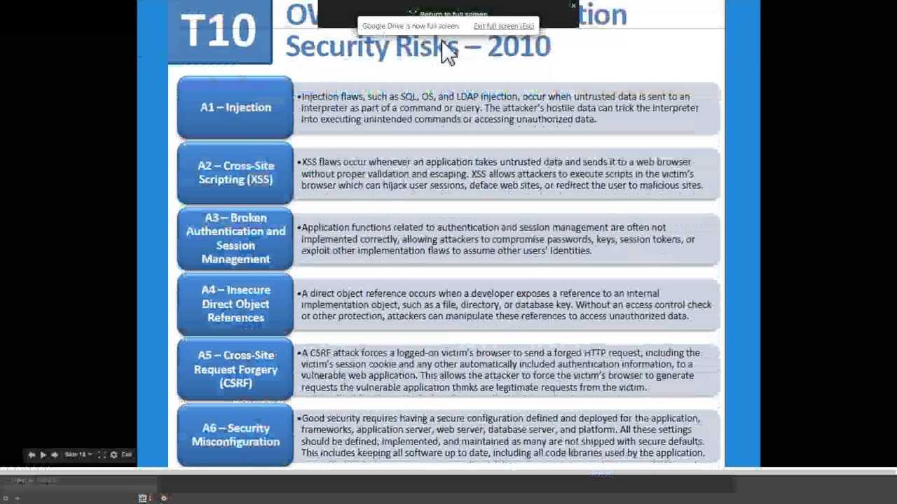 Offensive Security Home Page (CIS 4930 / CIS 5930) Spring 2013