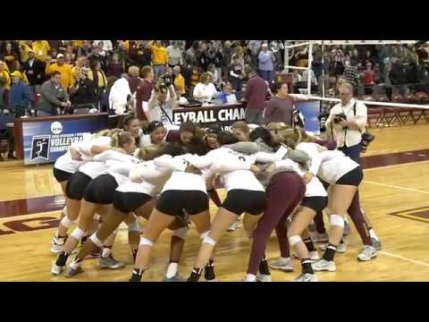 Gopher Volleyball Facilities (2017)