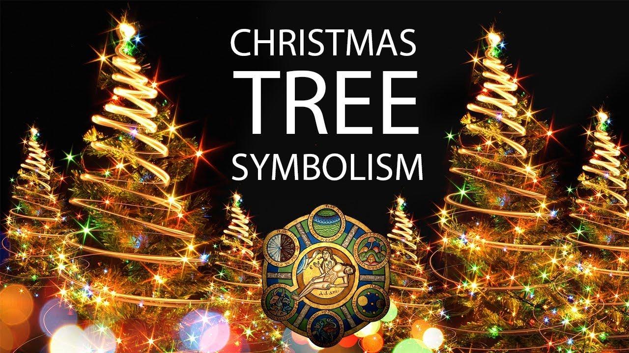 Dd Christmas.Symbolism Of The Christmas Tree