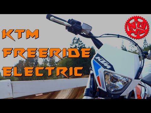 KTM Freeride E-XC Review - (Electric Model)