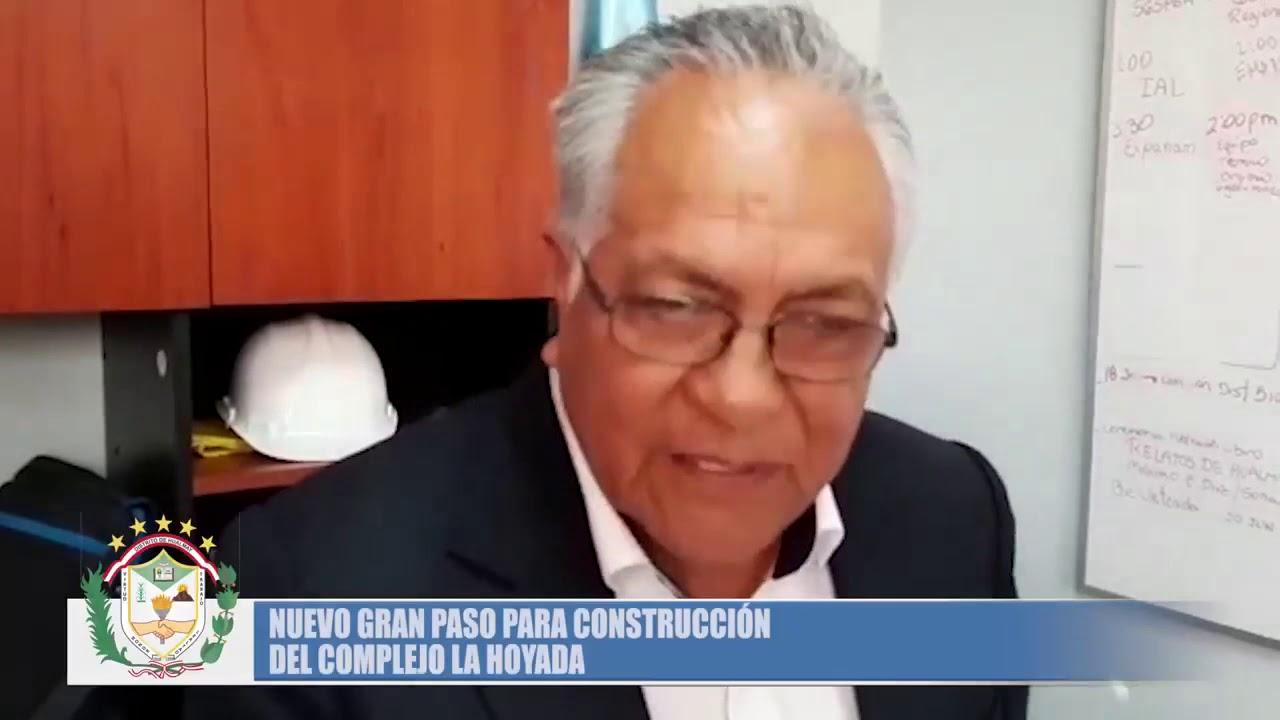 ALCALDESA DE HUALMAY  Y GOBERNADOR REGIONAL DETERMINAN ACCIONES PARA EJECUCIÓN DE GRAN PROYECTO
