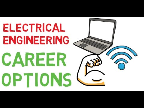 Electrical Engineering , What can you do with your degree?