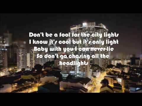 Headlights - Robin Schulz feat. Ilsey [LYRICS]