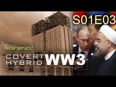 Covert Hybrid WW3 | Starving the Beast S01E03