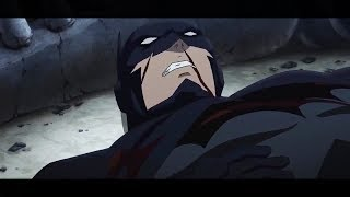 Batman at Life's Edge : Legacy is Dying
