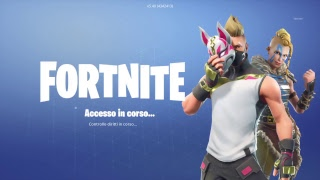 Live di fortnite: Hefty shoppiamo la Nuova skin