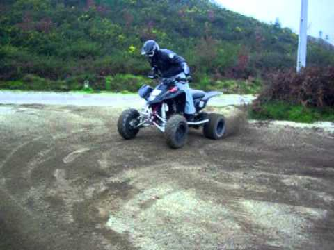 Suzuki Ltz 400 Black Edition Youtube