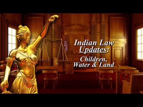 KLRC - Indian Law Updates Children, Water & Land