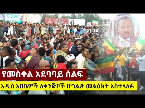 Dr Abiy Ahmed Day in Addis Ababa,  Ethiopia