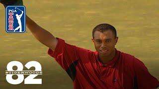 Tiger Woods wins 1999 Memorial Tournament | Chasing 82