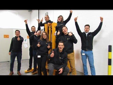Jungheinrich International Graduate Program 2017 – JIG Class II